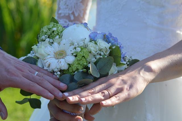Detalles a tener en cuenta para elegir alianzas de boda